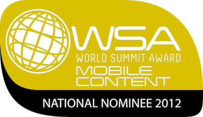WSA Mobile Award Nominee
